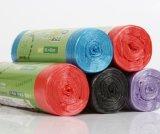 Мешок отброса мешка погани цветастого изготовленный на заказ печатание Biodegradable устранимый