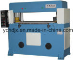 Machine de découpage hydraulique manuelle de chaussure en cuir