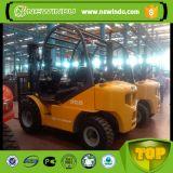 2.5ton Yto Cpcd25 manueller hydraulischer Gabelstapler