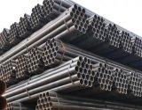 主な品質のYoufaのブランドの黒または塗られたか、または電流を通された溶接された鋼管