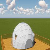 6m de diamètre d'événements de vacances dôme géodésique tente avec SGS