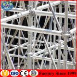 Ringlock 비계 공장 의무 중국 알루미늄 비계