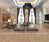 carreau de céramique des graines en bois de 150*600mm