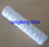 20 polegadas de fio PP ferida de cadeia de cartucho do filtro