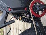 elektrischer Schnee-fettes Fahrrad Enduro Motorrad der schnellen Geschwindigkeits-5000W
