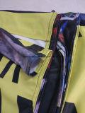 Bekanntmachen der farbenreichen Digital-Drucken-Polyester-Gewebe-Markierungsfahnen-Fahne