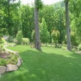 Groen PE van de Kleur Kunstmatig Gras voor Britse Markt