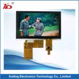 7.0容量性接触パネルが付いているインチの解像度800*480 TFT LCDスクリーン