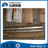 производственная линия трубы из волнистого листового металла 9~32mm/одностеночная линия трубы из волнистого листового металла