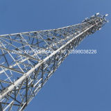 最上質のテレコミュニケーションの鉄骨構造タワー
