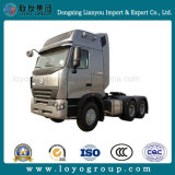 Un 290-420Sinotruck HOWO7 HP 6X4 camión tractor