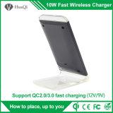 Populäre Qi-schnelle drahtlose Aufladeeinheit für Handy
