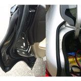 Пыленепроницаемость губкой D-образный резиновый уплотнитель двери автомобиля