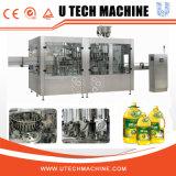 Frasco Pet do tipo rotativo máquina de enchimento de óleo vegetal