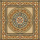 花模様のカーペットのタイルの磨かれた水晶陶磁器の床タイル1200X1200mm (BMP24)