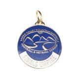 Qualitäts-Goldsilber-Bronzemedaillen, Metallmedaillen-Produzent, Sport-Medaillen-Aufhängung