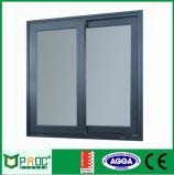 Puerta corrediza de aluminio y de la ventana