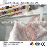 Serviette de coton non tissés jetables, les mouchoirs de papier pour le maquillage dépose
