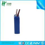Recargable de 3,7V 1000mAh Batería de polímero de Lipo