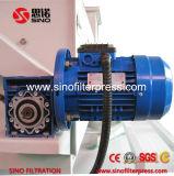 Máquina de desecación del tratamiento del lodo neumático del acero inoxidable