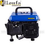 Mini portable 600W générateur à essence pour utilisation à domicile 2HP