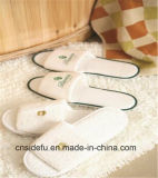 Venda por grosso aberto Fechado Toe barato Hotel Bath chinelos com o logotipo personalizado