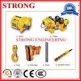 전기 체인 호이스트 PA200 PA300 PA400 PA500