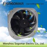 230 В серебристый 225X225X80мм конкурентоспособной цене осевых вентиляторов для охлаждения