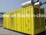 gerador 1000kVA Diesel Containerized com o motor do MTU de Cummins Perkins