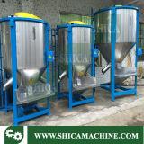 Misturador plástico de Masterbatch de uma cor de 3 toneladas com calefator