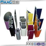 Personalizar el perfil hueco extrusión de aluminio
