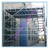 Sicherer SGS führte Ringlock Baugerüst für Gebäude