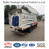 Camion de balayeuse de route de rue de Dongfeng