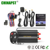 Fuel Sensor/Central Locking Support GSM/GPRS Vehicle GPS Tracker (PST-VT103B+)