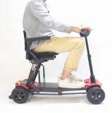 Desactivar la movilidad eléctrica Handicaped plegable Scooter