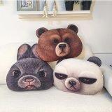 채워진 선물 동물성 개 고양이 곰 연약한 견면 벨벳 장난감 곰