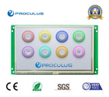 7 '' 800*480 Resolution TFT LCD with Rtp/P-CAP Touch Screen+RS485