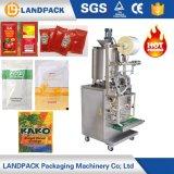 Ketchup/Honing/Zuivere Water/Tomatenpuree/de Vloeibare Machine van de Verpakking van het Sachet
