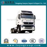 Caminhão do trator de HOWO-T7h 440HP/440HP/540HP 10-Wheel