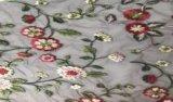 De Bloem van het borduurwerk 100%Cotton ontwerpt Andere Ontwerp en Kleur