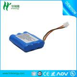 Batterie Li-ion rechargeable du lithium 18650 2200mAh 24V 11.1V 3.7V