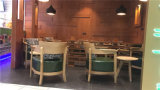 Presidenza di salotto di legno solido di svago di buona qualità ed insieme del tavolino da salotto