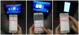 LCD van de Mening van de Auto van de Link van de Spiegel van 10.1 Duim omvat AchterMonitor 2 Input AV en Gebouwd in Spreker Verwijderbare Sunshield