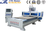 Panel Furniture One-Stop Service를 위한 자동적인 CNC Woodworking Machine
