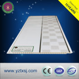 Sauvagement utilisé pur panneau de plafond en PVC blanc