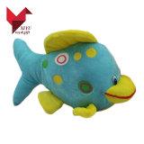 De beste het Verkopen Kleurrijke Leuke Zachte Overzeese van de Pluche Dierlijke Vissen van het Stuk speelgoed