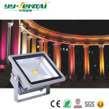 Projecteur extérieur imperméable à l'eau de la lumière DEL d'IP66 DEL (YYST-TGDJC1-100W)