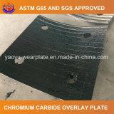 Placa de acero compuesta bimetálica del alto cromo