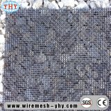高炭素の鋼鉄ひだスクリーンの網を振動させる砕石機