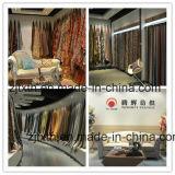 Tessuto poco costoso del sofà del Chenille di colore del caffè (FTH31881)